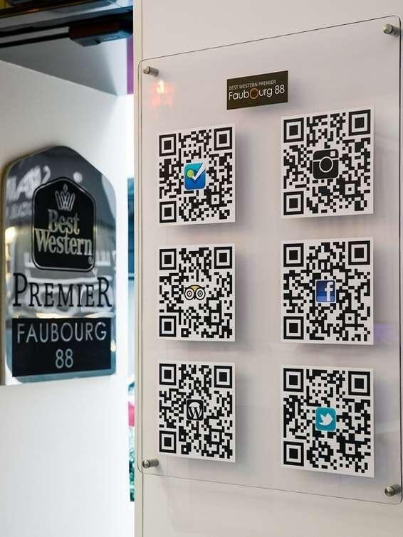 Best Western Premier Faubourg 88