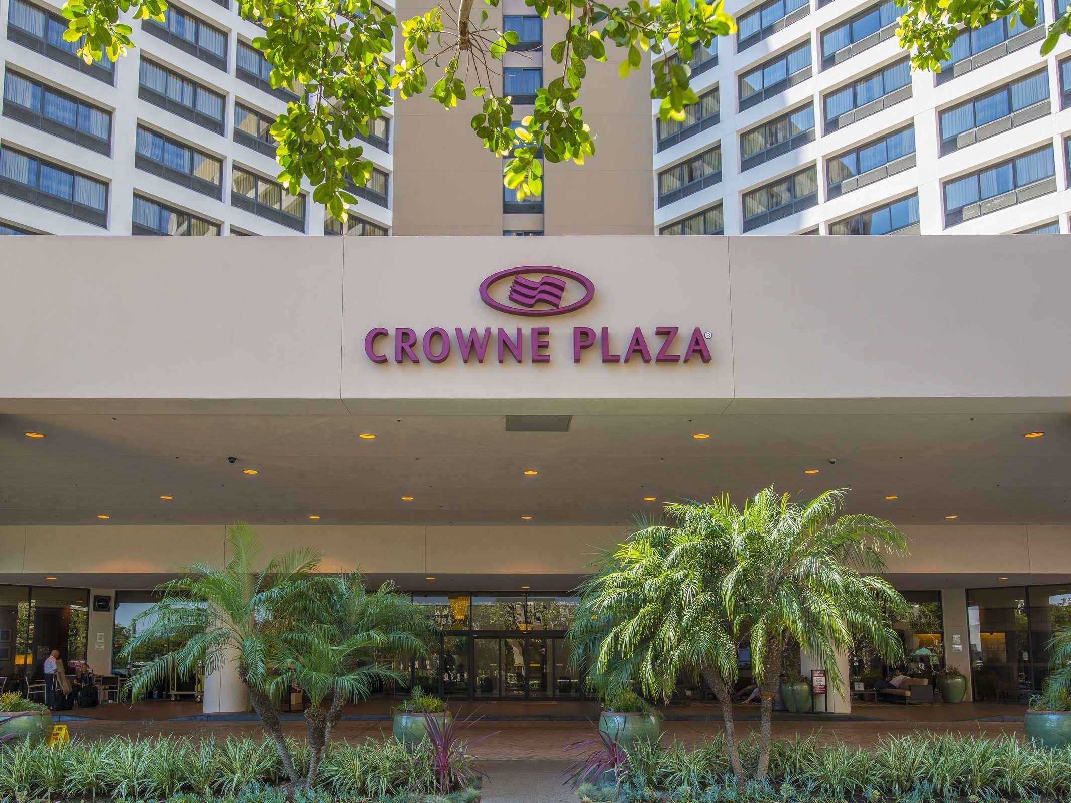 Crowne Plaza LOS ANGELES AIRPORT
