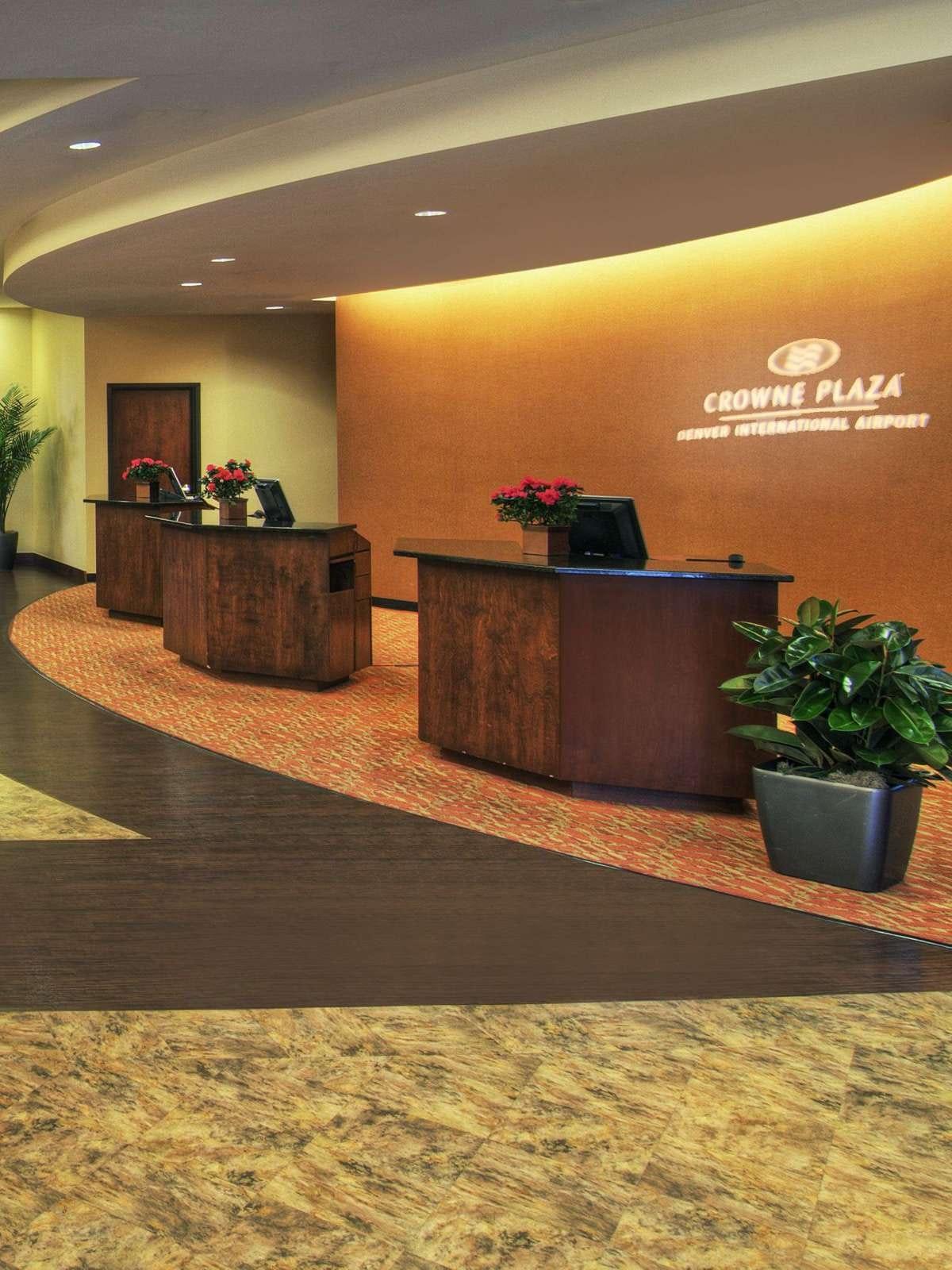 Crowne Plaza DENVER AIRPORT CONVENTION CTR